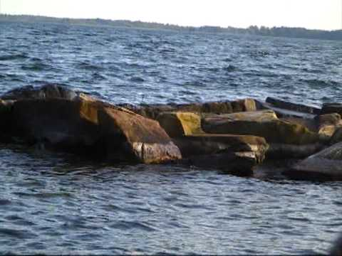 shipwrecked on the st.lawrence