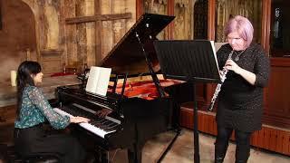 Interlude #3: Oboe Sonata in D major by Camille Saint-Saëns - Hana Drábková & Graziana Presicce