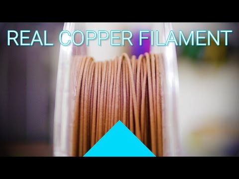 3D Printing with Copper: Primaselect METAL review! #Filaween