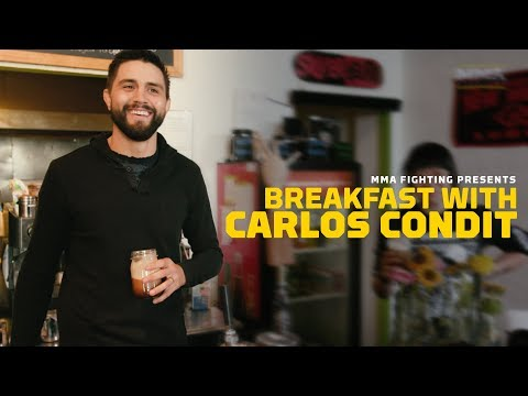 Breakfast with Carlos Condit - MMA Fighting