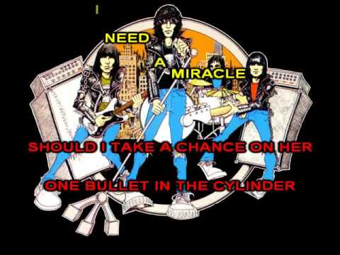 Ramones Karaoke - Glad to see you go
