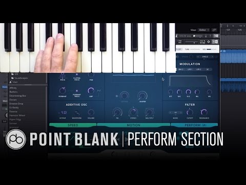 Native Instruments Form (Komplete 11): The Performance Section