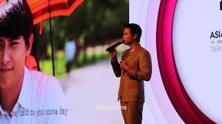 04122019 เจมส์จิโชว์เพลงหัวใจสีเทา งาน JKN Showcase Thailand's Big Hits ณ ประเทศสิงคโปร์