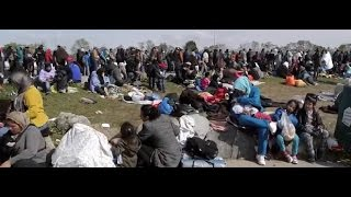 10.700 migrants arrivent en Autriche en un seul jour