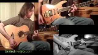 Jethro Tull - Aqualung Guitar Cover