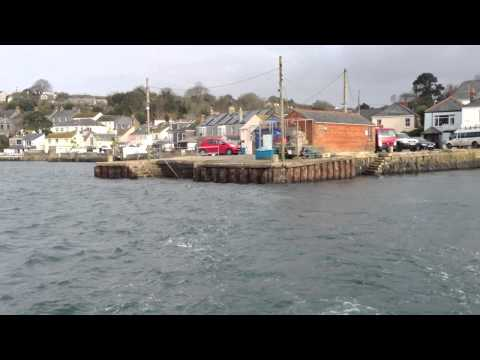 The iPad Cornwall Guide-  The Flushing Ferry