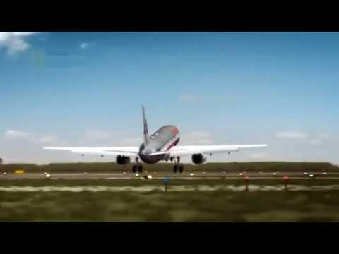American Airlines 9/11 Attack Flight 77 - Crash Animation