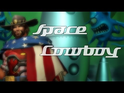 Wow Wow - Space Cowboy | ft.Neil Cicierega