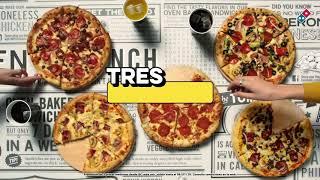 888 Domino´s Pizza...
