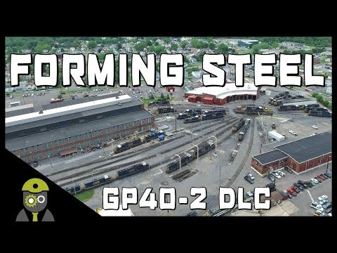Train Sim World: CSX Heavy Haul (PC) - Forming Steel - GP40-2 DLC