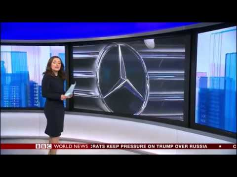 World Business Report intro and twirl from Victoria Fritz - 19.4.2019
