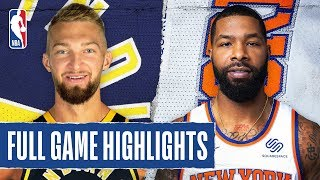 PACERS at KNICKS | FULL GAME HIGHLIGHTS | December 7, 2019