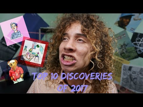 10 Best Artists Discovered in 2017