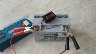 Добавляем электролит в гелевый аккумулятор 12 вольт (эксперимент по восстановлению)
