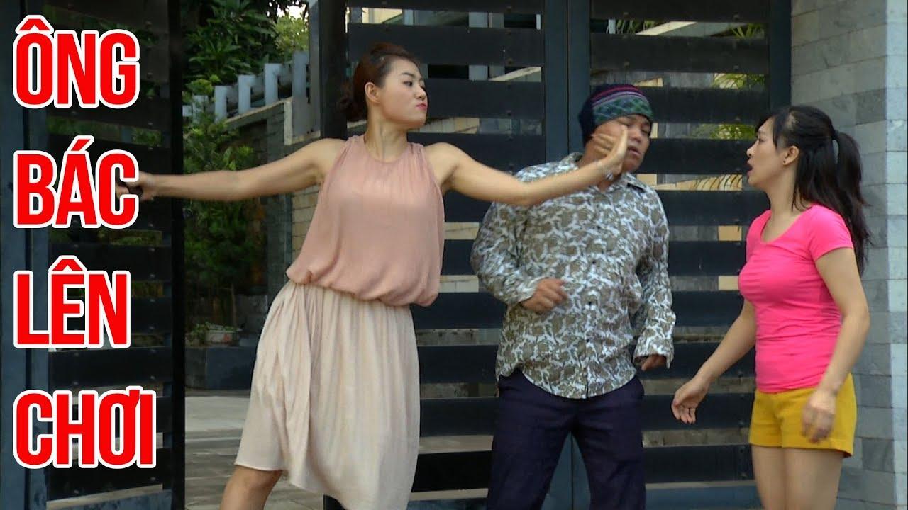 Phim hài 2018 - ÔNG BÁC LÊN CHƠI - Phim hài mới nhất - Phim hài hay nhất 2018 - Trung Ruồi 2018