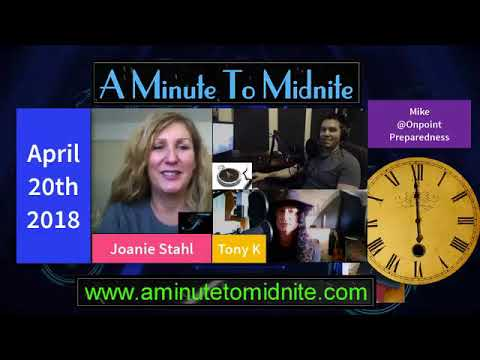 The Beast, The Matrix and the Church - Mike@Onpoint Preparedness, Joanie Stahl, Tony K