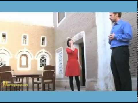 American couple build dream home in Yemen