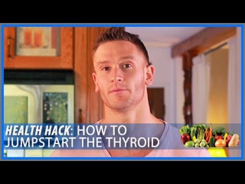 How to Jumpstart Your Thyroid: Health HackThomas DeLauer