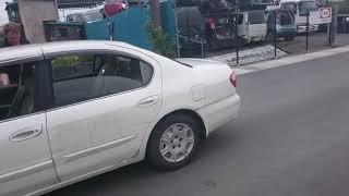 Видео-тест автомобиля Nissan Cefiro (белый, A33-003495, Vq20de, 1998г)