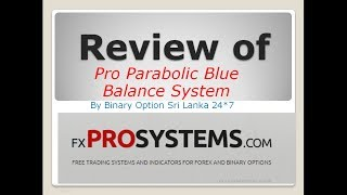 34 Review of Pro Parabolic Blue Balance System