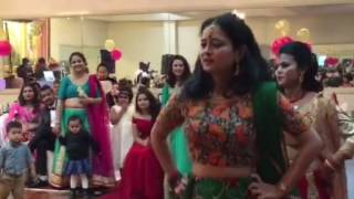 Nepali wedding dance ft Sweta and Erica for our beautiful wedding dress for our beautiful wedding d