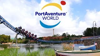 PortAventura Day Two Vlog May 2019