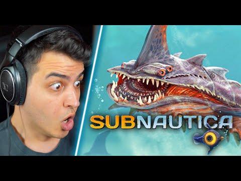 Subnautica 💥 وحشتناک ترین جای دریا