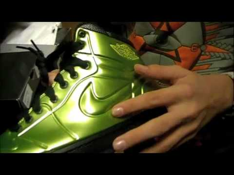 new concept 9031b 04332 Stickie213 - Air Jordan 1 Anodized   Foamposite Altitude - YouTube