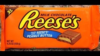 Reese's: Xl Bar Filled With Peanut Butter Candy Bar Review