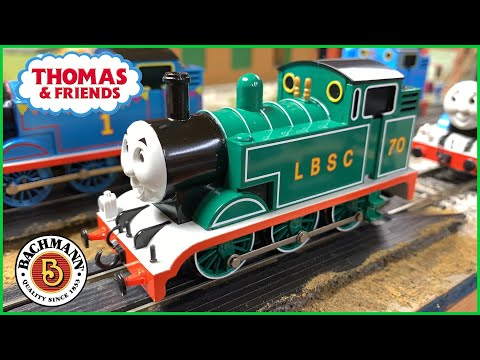 Thomas The Tank Engine LBSC 70 Bachmann Trains HO Scale