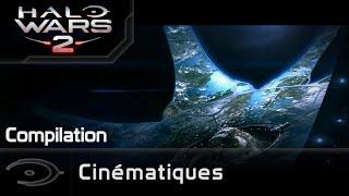 Halo Wars 2 – Toutes les cinématiques VF (1080p & 60fps)