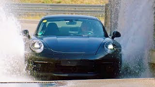 PORSCHE 911 992 – Extreme Test and Driving Technologies