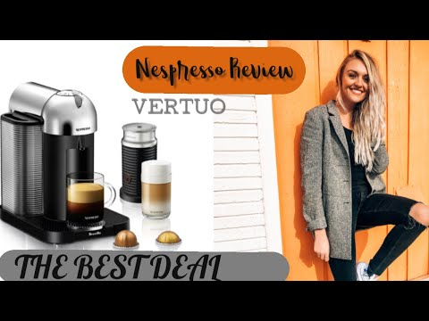 Nespresso Vertuo Review: THE BEST DEAL!