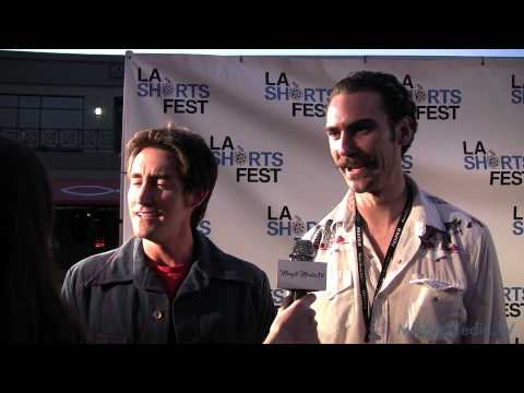 Smooch My Smackers Interview at the LA Shorts Fest 2010 Opening Night Red Carpet