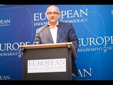 One year anniversary event of the European Endowment for Democracy
