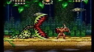 (SNES) ActRaiser 2 - Gameplay Preview