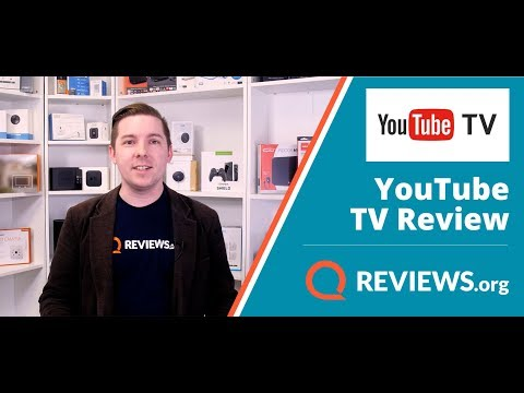 YouTube TV Review 2018