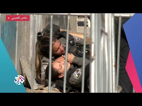 مشاهد حصرية لعملية دهس جنود الاحتلال في حي الشيخ جراح │ تغطية خاصة