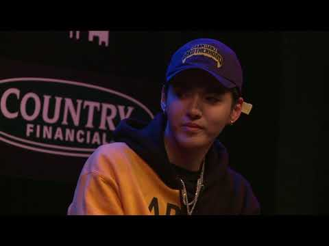 Kris Wu Interview