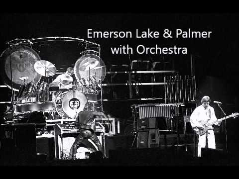 Emerson Lake Palmer  7-8-77 with Orchestra
