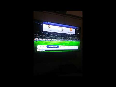 Fifa 13 penalties Real Madrid vs Manchester united