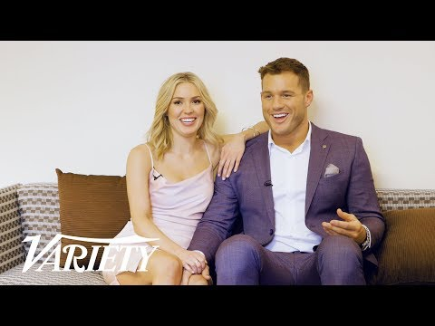 The Bachelor Colton Underwood On Hopping the Fence