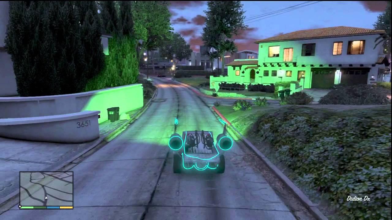GTA 5: SECRET ALIEN CAR - How to Find the 50 Spaceship Parts for the (Alien  Docker)