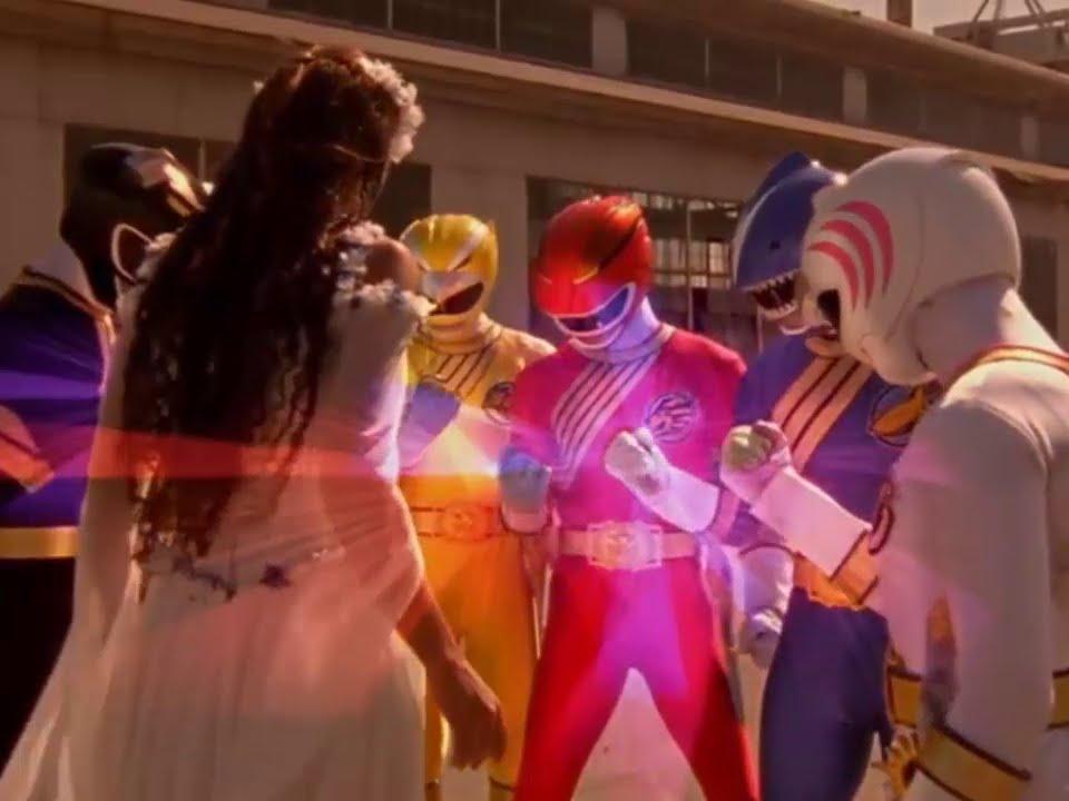 Power Rangers Dino Charge Tyler