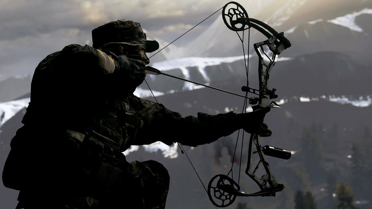 battlefield 4 phantom bow