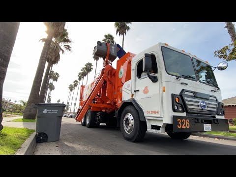 *NEW* Waste Resources - BYD Electric Amrep ASL