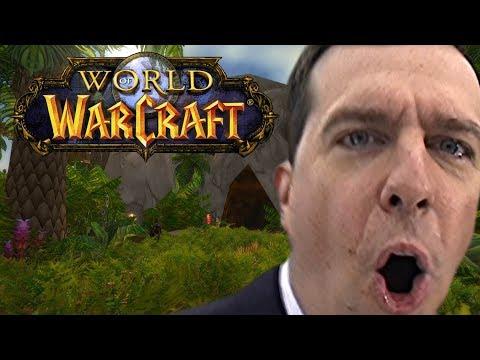Hardcore Parkour In World Of Warcraft
