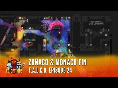 F.A.L.C.O. E25: Monaco Fin Campaign