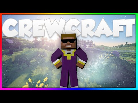 Minecraft - Iron Man Door Bell in Stark Tower! (Crewcraft!)