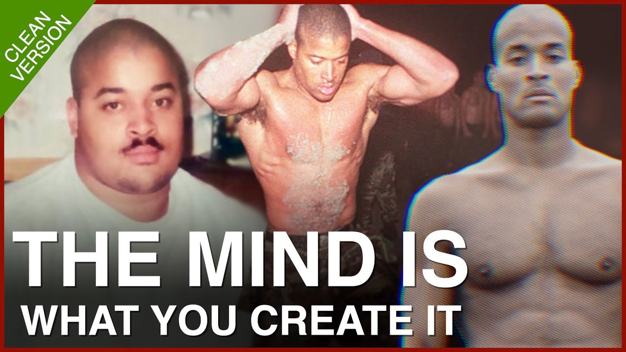 """How David Goggins Became """"That Guy"""" 